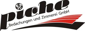 Bedachungen Piche Logo
